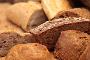Hembakt bröd