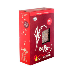 Saltå Kvarn rött ris